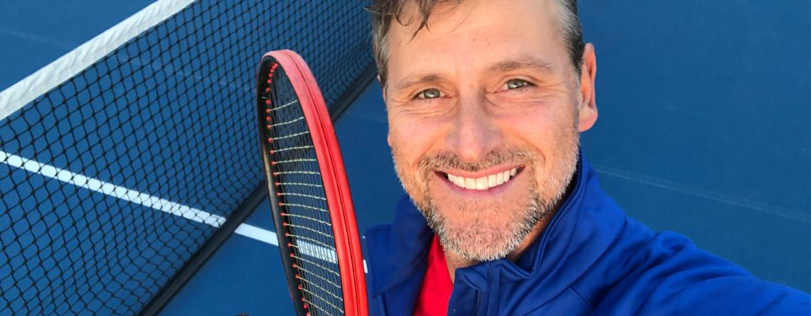 Coach Mike Story - Phocus Tennis
